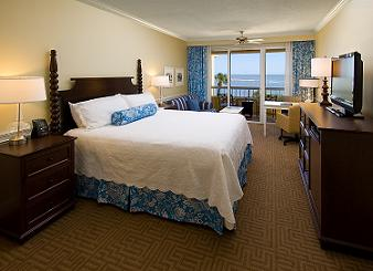 Oceanfront King Hotel Room