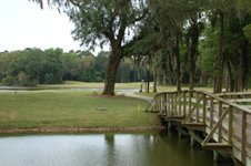 Golf Course on St Simons Island