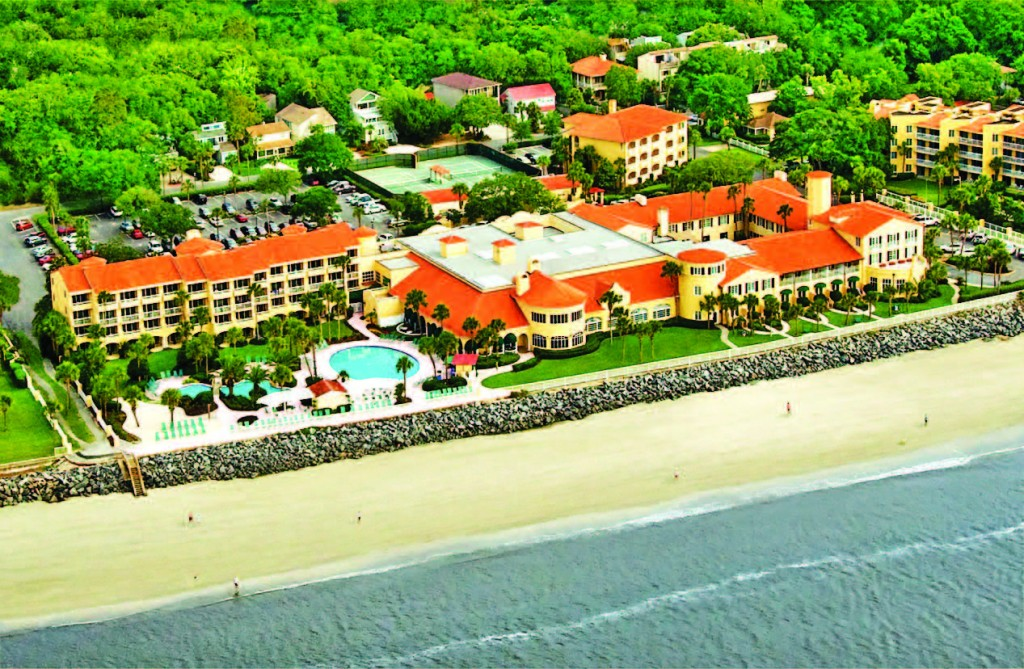 The King and Prince Beach Resort