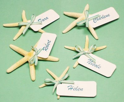 Wedding Place Cards, Beach Wedding Place Card Ideas | The King And ...