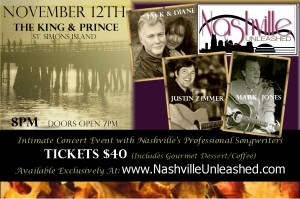 Nashville Unleashed Nov 12th