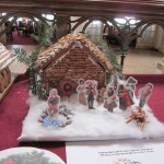 Gingerbread House by Sales Department