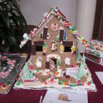 Gingerbread House from SSI Kids