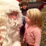 Visits with Santa Claus