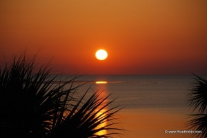 Sunrise on St. Simons Island