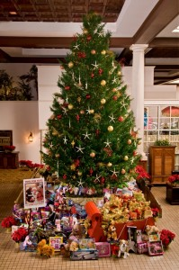 Christmas weddings at The King and Prince Resort