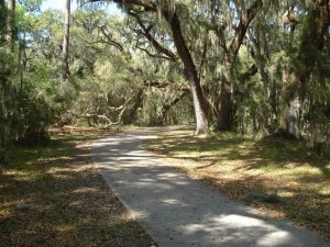 St. Simons Bike Trails