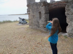 Fort Frederica Junior Ranger Program