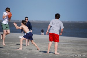 St Simons Beach Fun