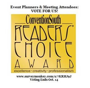 Convention South Magazine