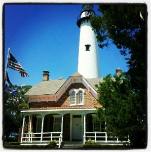 St Simons Island Lighthouse