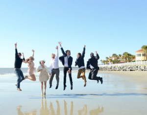 Celebrate your wedding on the beach on St. Simons Island!