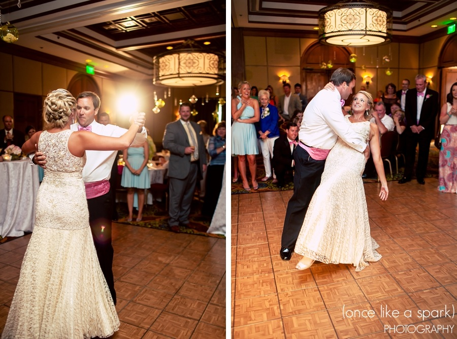 Lanier Ballroom Wedding on St. Simons Island