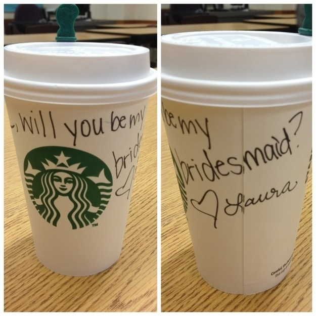 Creative Ways To Ask Your Friends To Be In Your Bridal Party | The ...