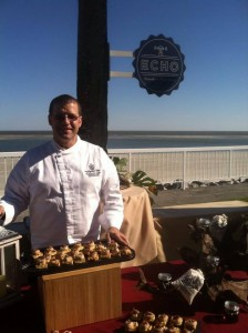 Chef Jason at Taste of Glynn