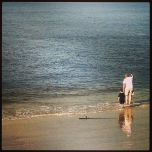 Fishing on St. Simons Island