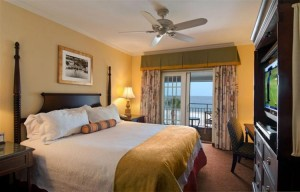 Historic Oceanfront Room at The King and Prince Beach & Golf Resort
