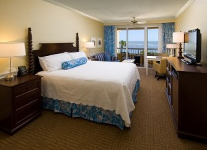 Oceanfront Room at The King and Prince Beach & Golf Resort