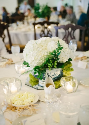 King and Prince Wedding Centerpiece