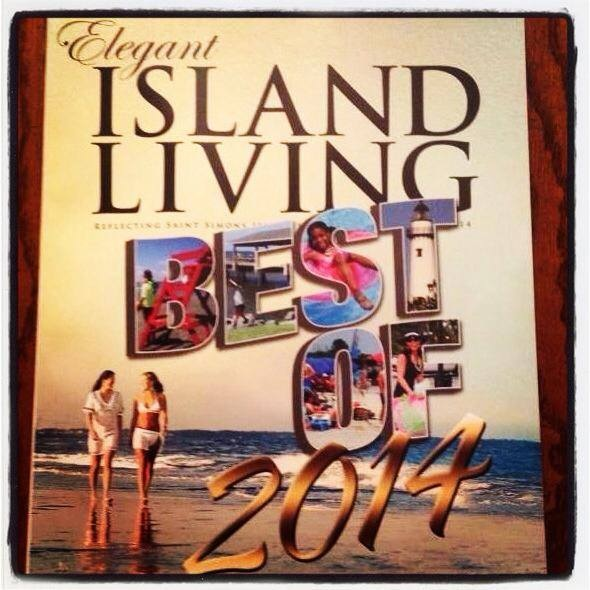 "The King and Prince has been named in Elegant Island Living's ""Best Of"" Issue"
