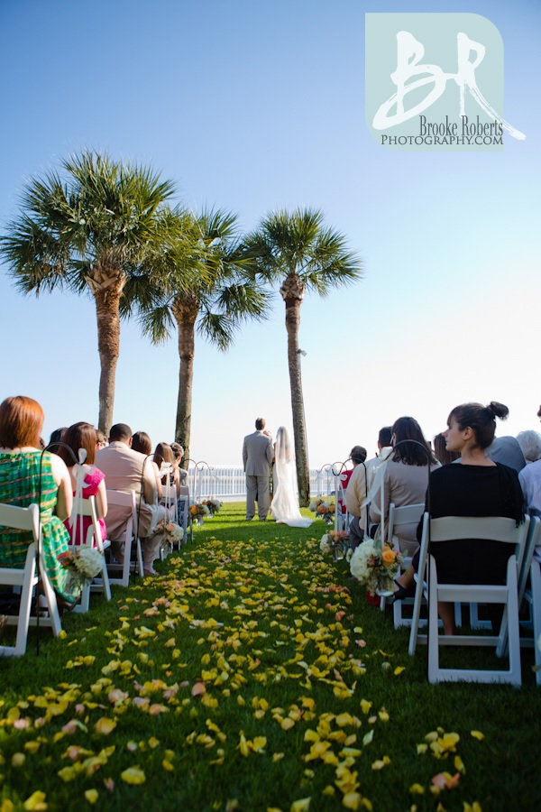 Oceanfront Ceremony on St. Simons Island
