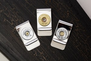 Shotgun Bullet Money Clip