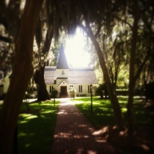Christ Church on St. Simons Island