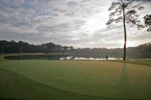 Golf Course on St. Simons Island