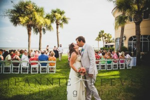 Oceanfront Wedding Ceremony St. Simons Island