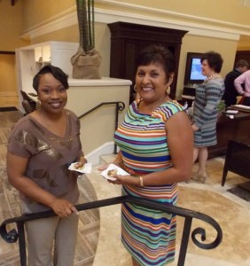 Networking at The King and Prince Resort