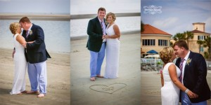 Wedding Photos on the Beach
