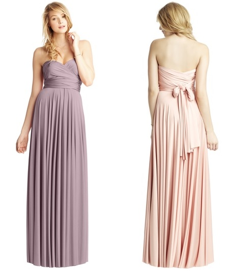 Wrap Bridesmaid Dress from twobirds