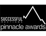 Pinnacle Award from Successful Meetings