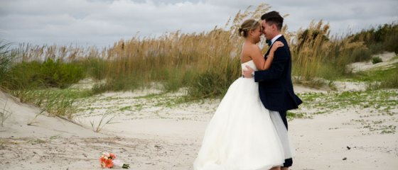 St. Simons Island Wedding Photo