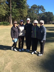 Attendees at the Coastal Georgia Golf Fundraiser