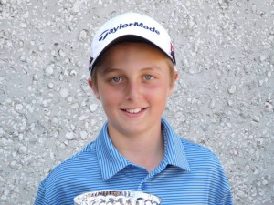 Jonathan Griz: Boys 11-13 Champion