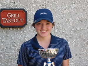 Julianna Collett: Girls 14-18 Champion