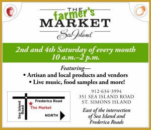 Sea Island Farmers Market