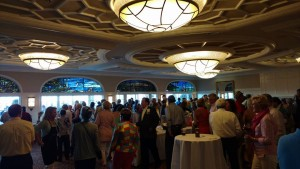 Silent Auction in the Delegal Oceanfront Room
