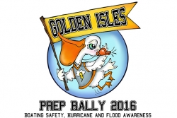 Golden Isles Prep Rally