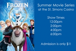 Summer Movie Series - Frozen