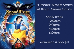 Summer Movie Series St. Simons Island