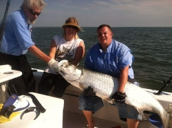 St. Simons Island Tarpon Fishing Tournament