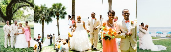 Wedding Ceremony St Simons Island