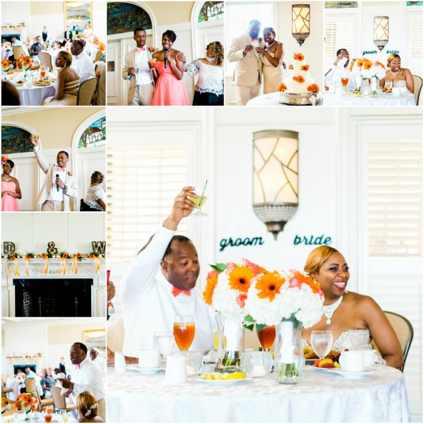 Wedding Reception Toasts