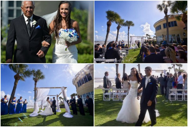 Wedding Ceremony on St. Simons Island