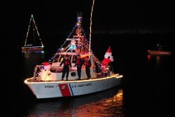 Christmas Boat Parade of Lights