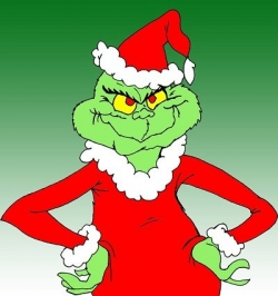 Southern Dance Theatre presents The Grinch