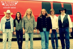 Marshall Tucker Band Sea Island