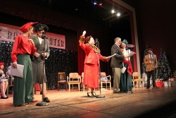 Ritz Radio Theatre Presents It's a Wonderful Life